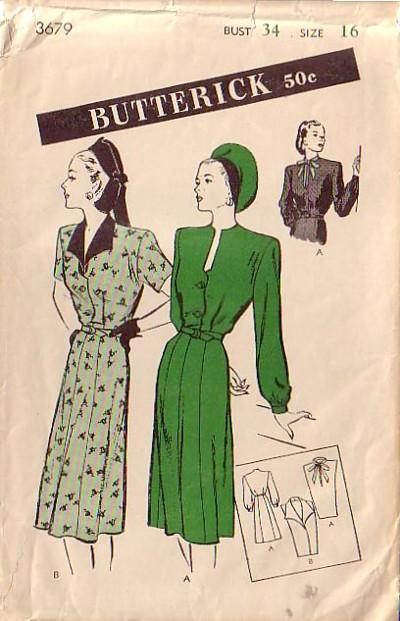 Butterick 3679