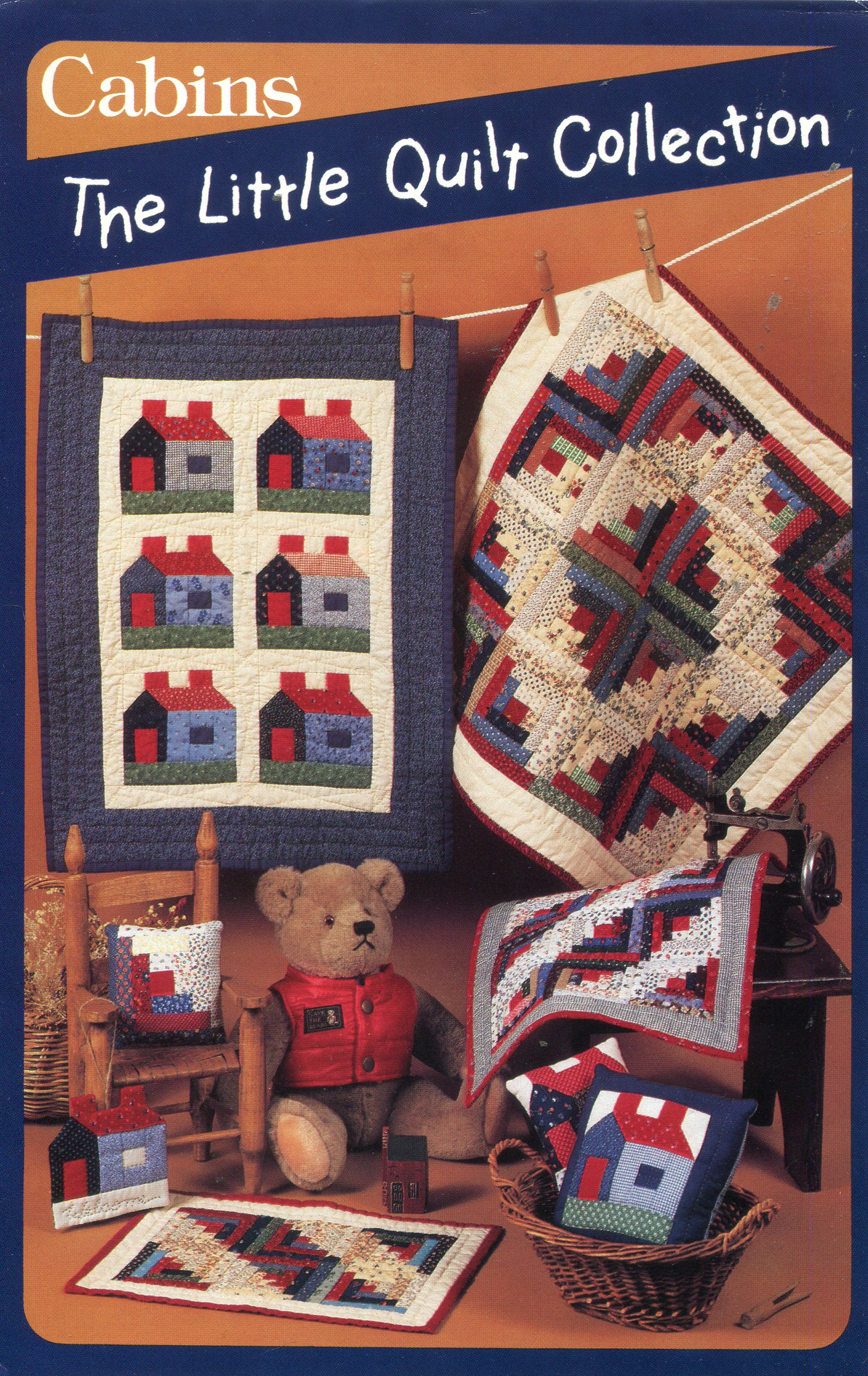 Little Quilts Cabins