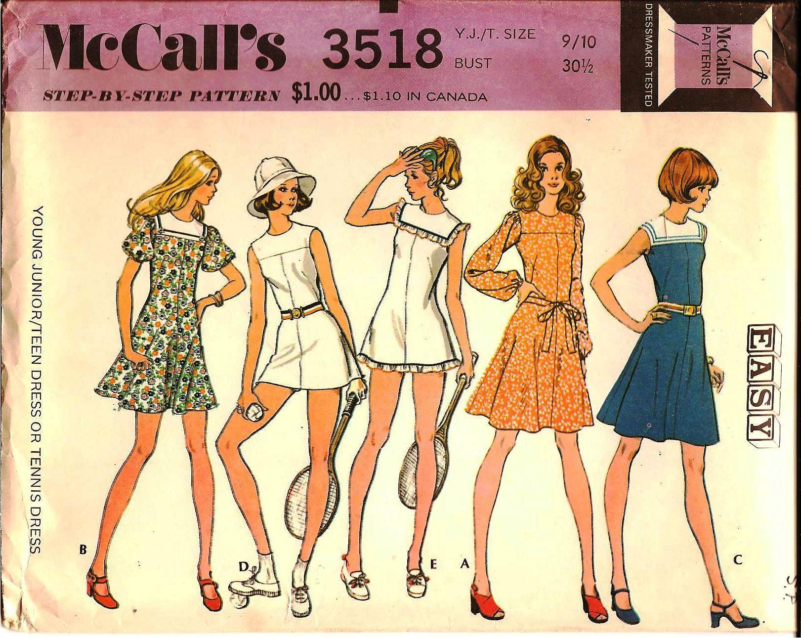 McCall's 3518