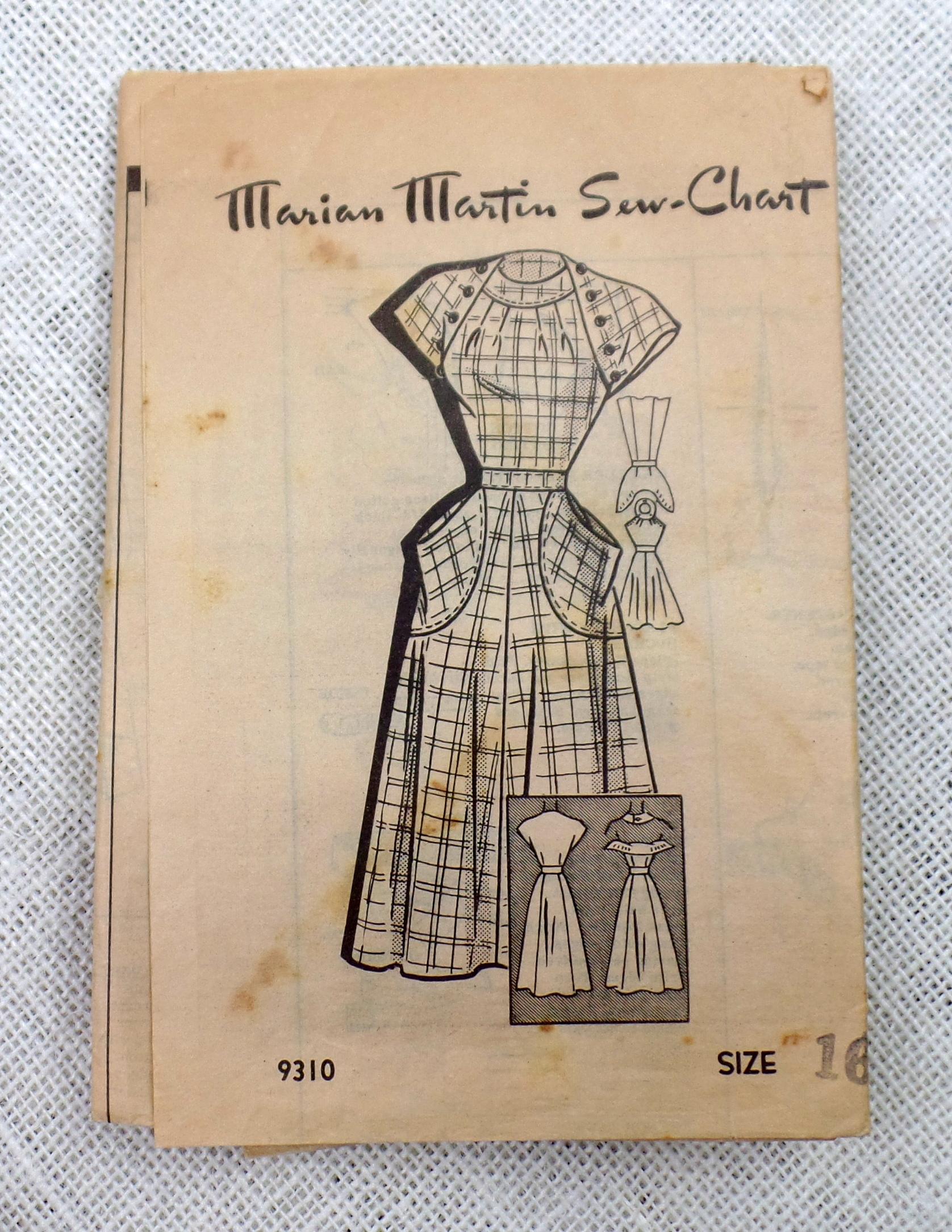 Marian Martin 9310 A