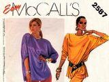 McCall's 2587