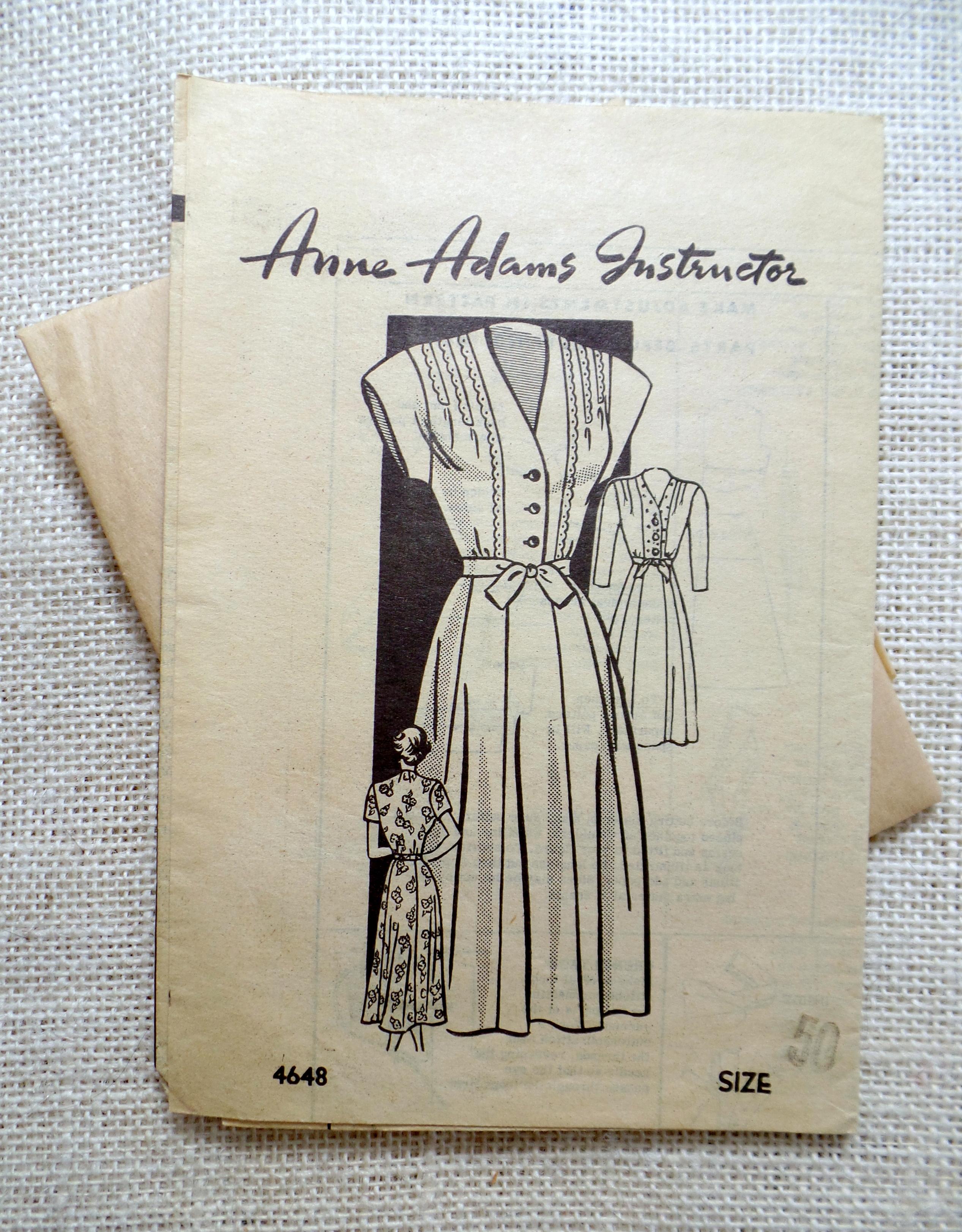 Anne Adams 4648 C