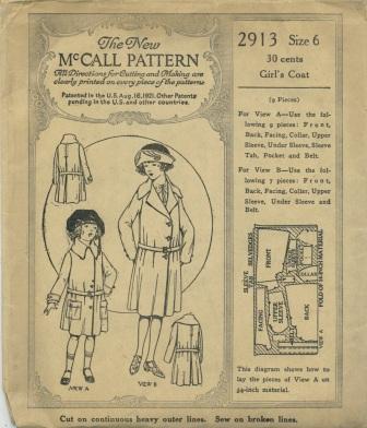 McCall 2913