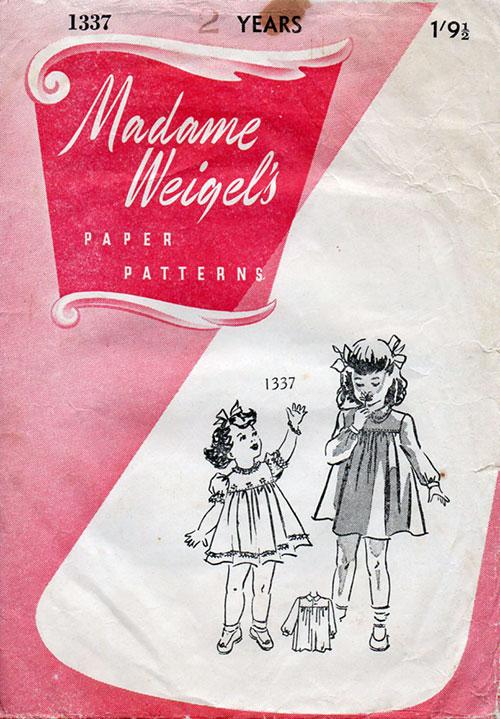 Madame Weigel's 1337