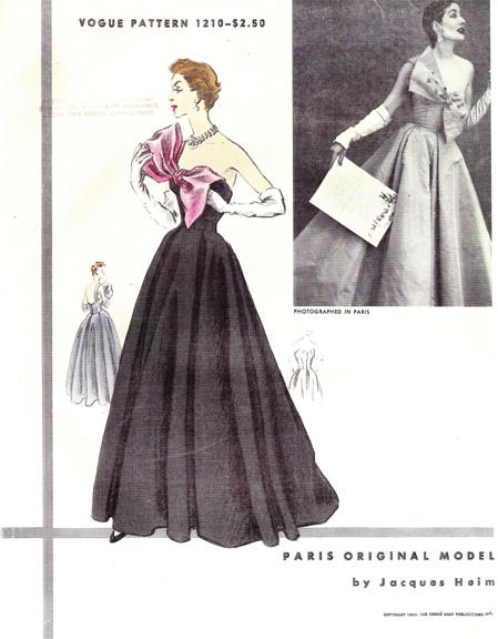 Vogue 1210 A