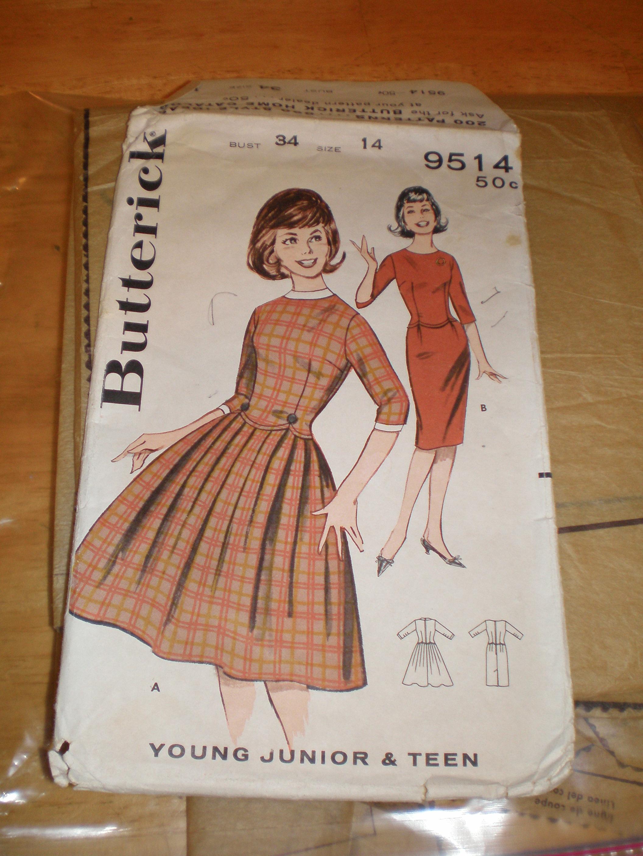 Butterick 9514