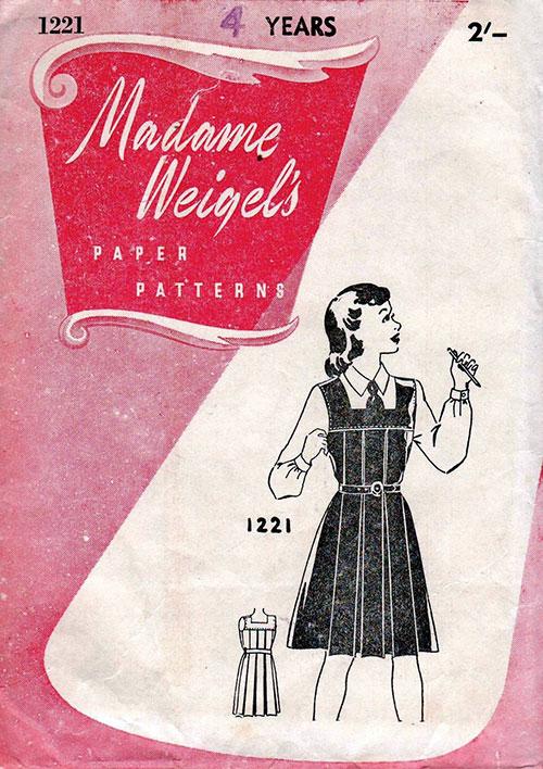 Madame Weigel's 1221