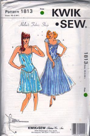 Kwik Sew 1813