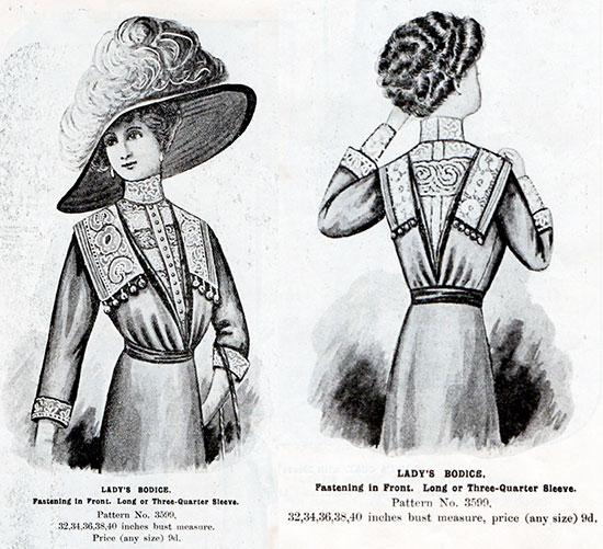 Madame Weigel's 3599