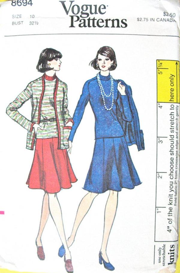 Vogue 8694