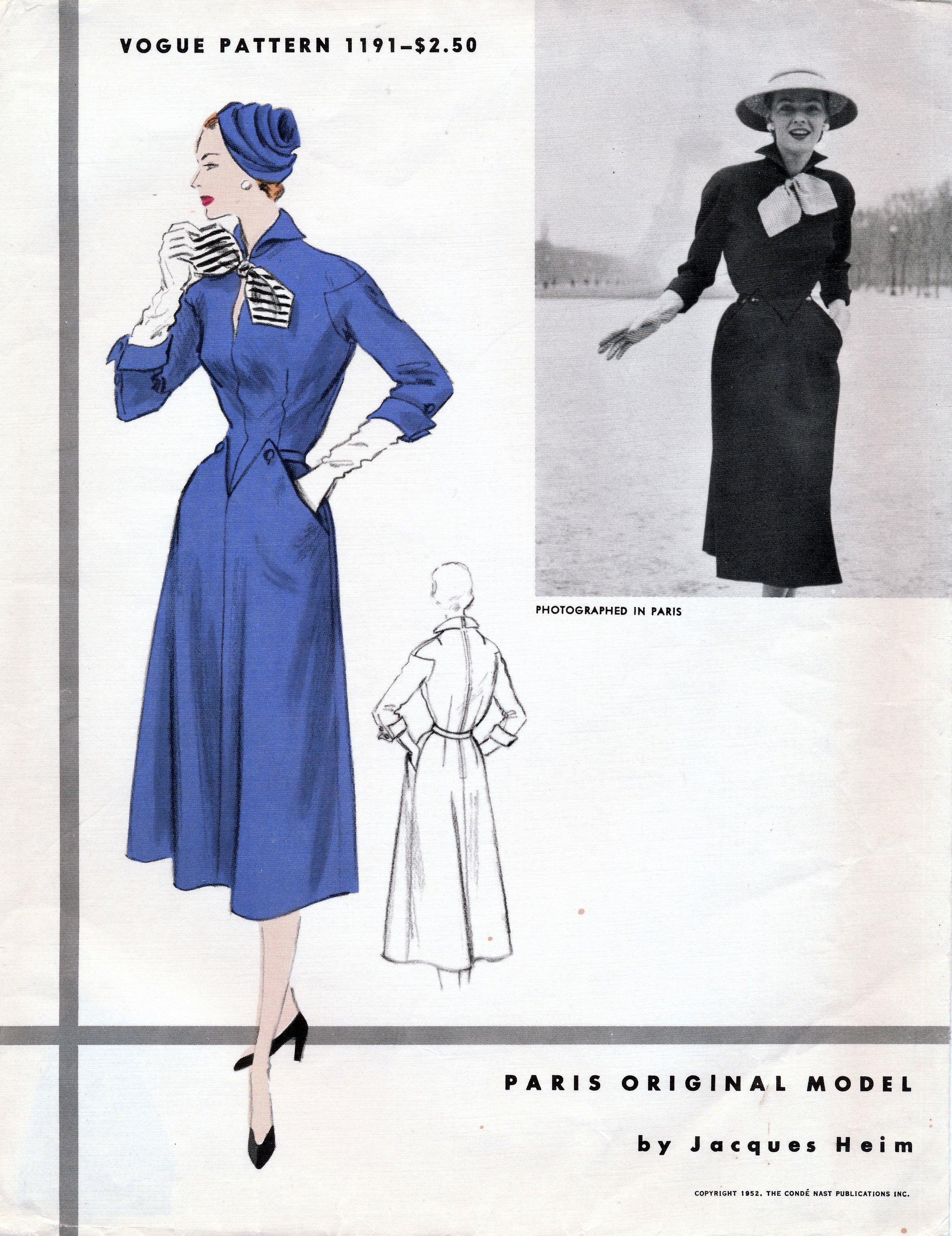 Vogue 1191 A