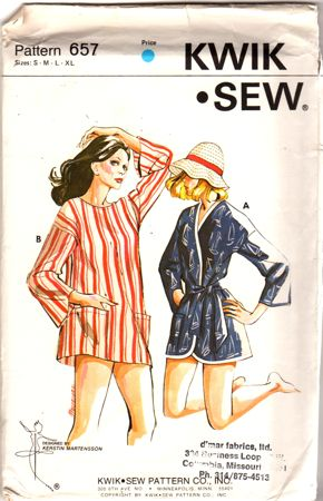Kwik Sew 657