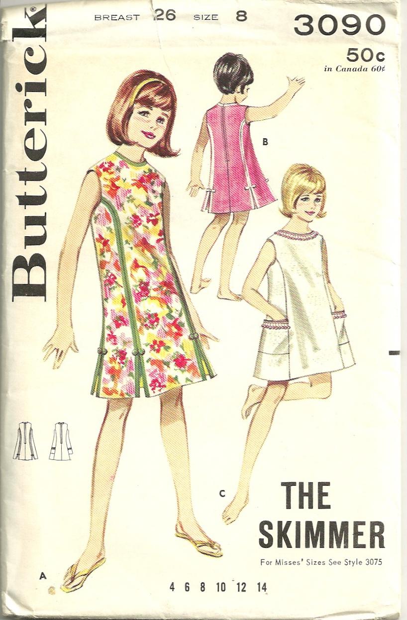 Butterick 3090