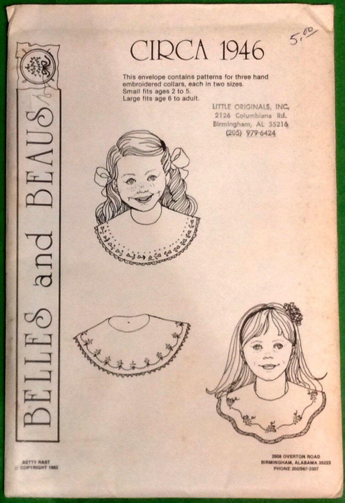 Belles and Beaus Circa 1946