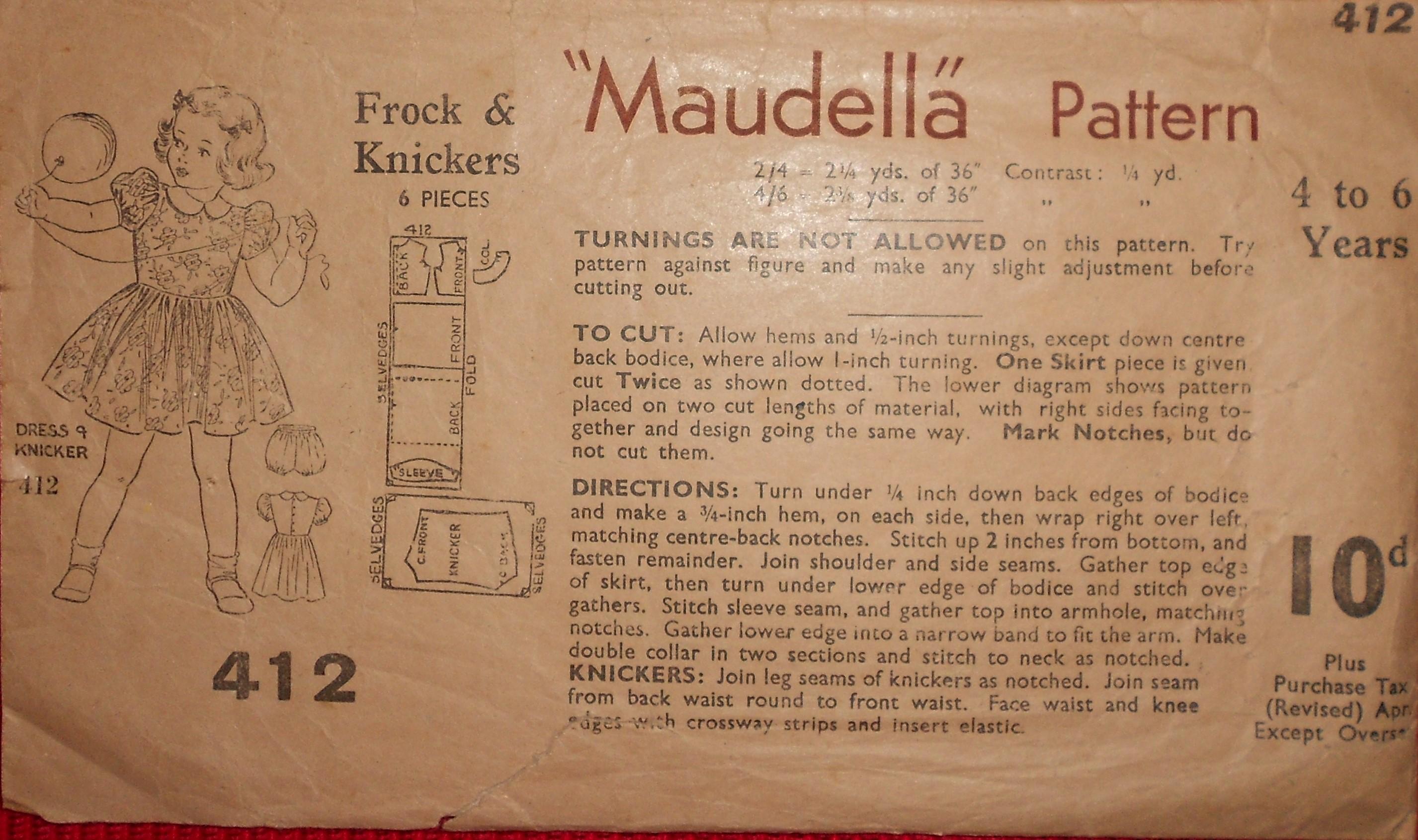 Maudella 412