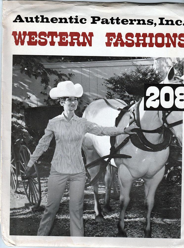 Authentic 208