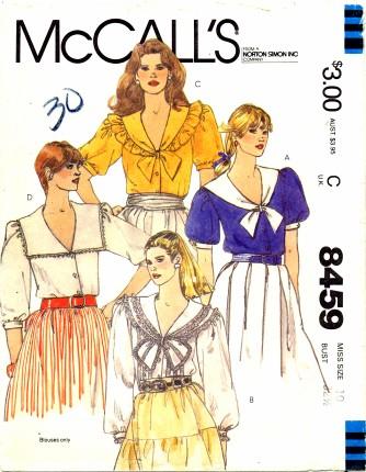 McCall's 8459