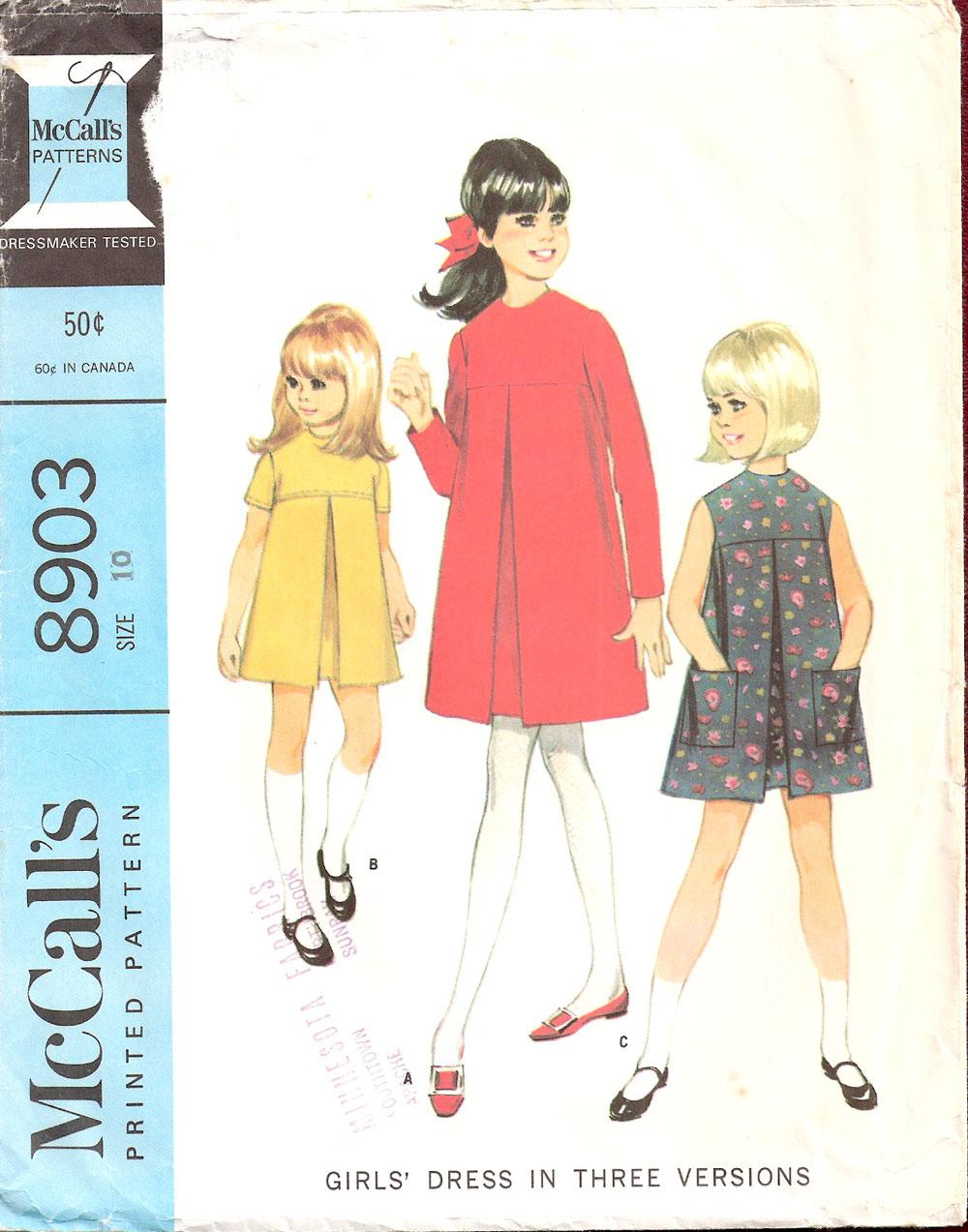 McCall's 8903