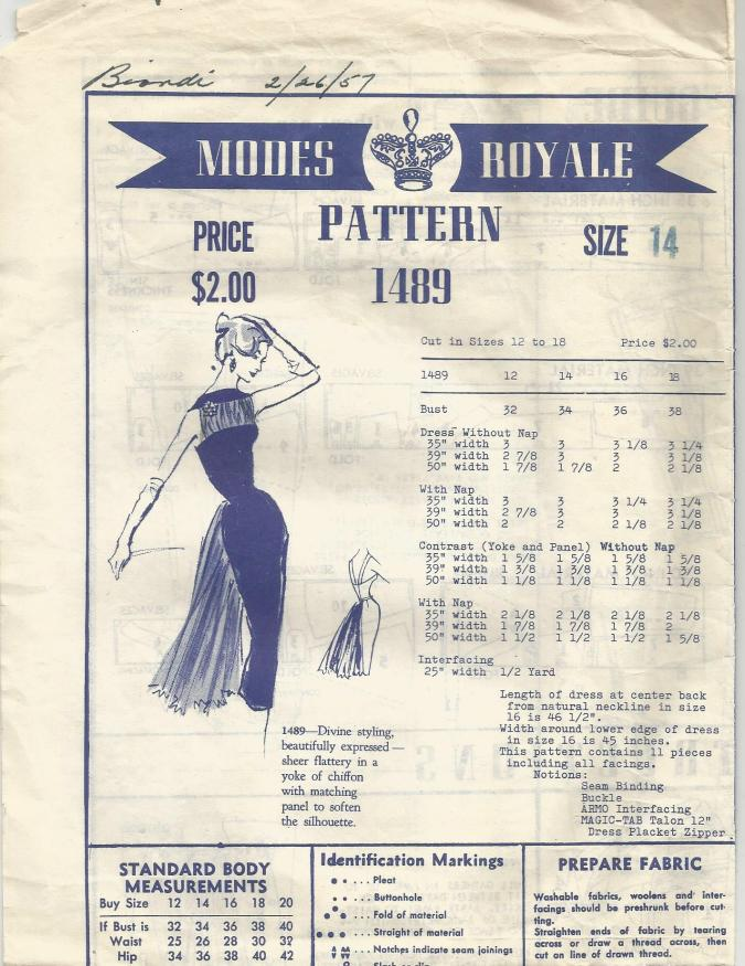 Modes Royale 1489