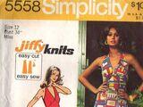 Simplicity 5558