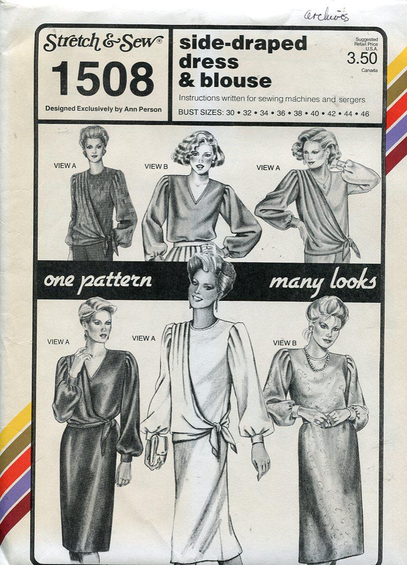 Stretch & Sew 1508