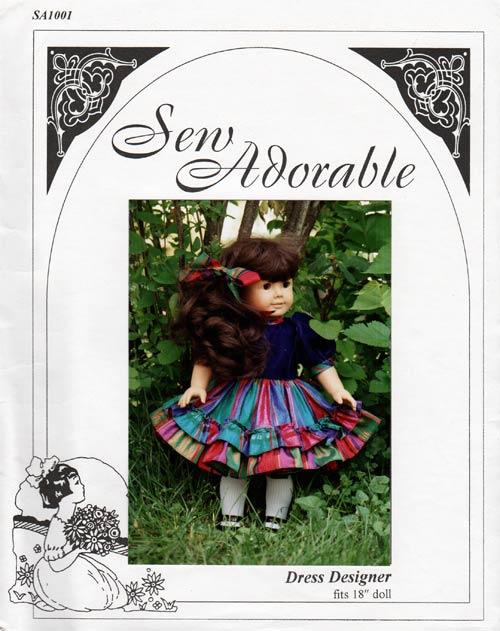 Sew Adorable SA1001