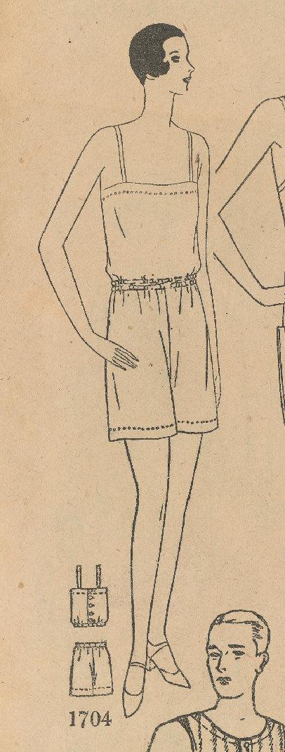 Butterick 1704