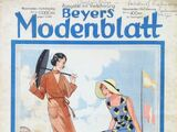 Beyers Modenblatt No. 2 Vol. 10 1931