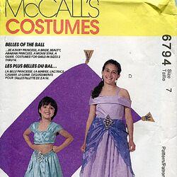 McCall's 6794 A