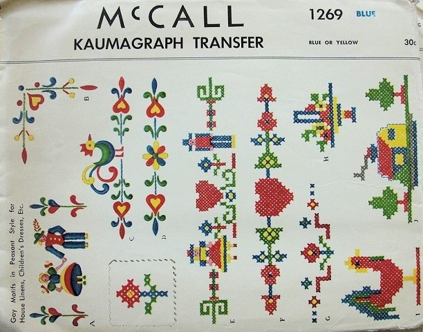 McCall 1269