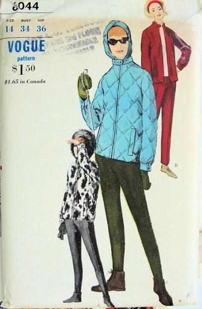 Vogue 6044 A
