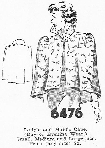 Madame Weigel's 6476