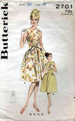 Butterick 2701