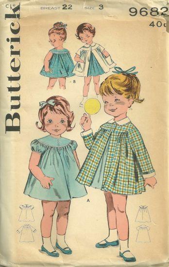 Butterick 9682