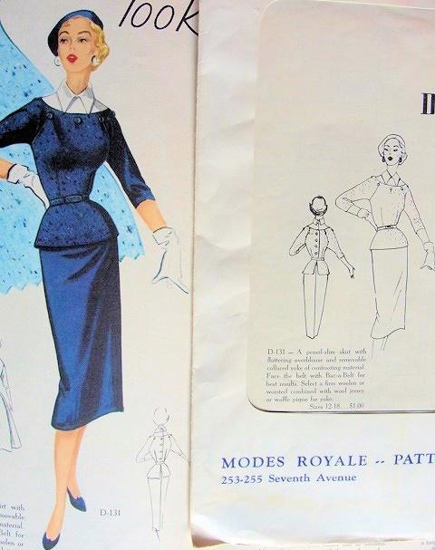 Modes Royale D-131
