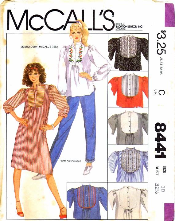 McCall's 8441