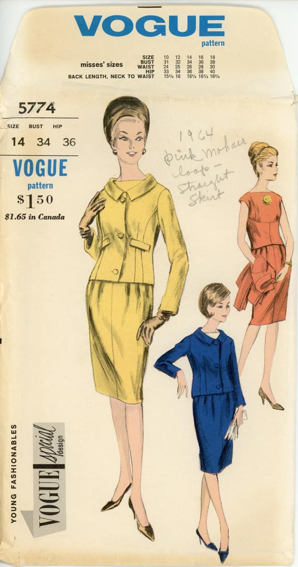 Vogue 5774