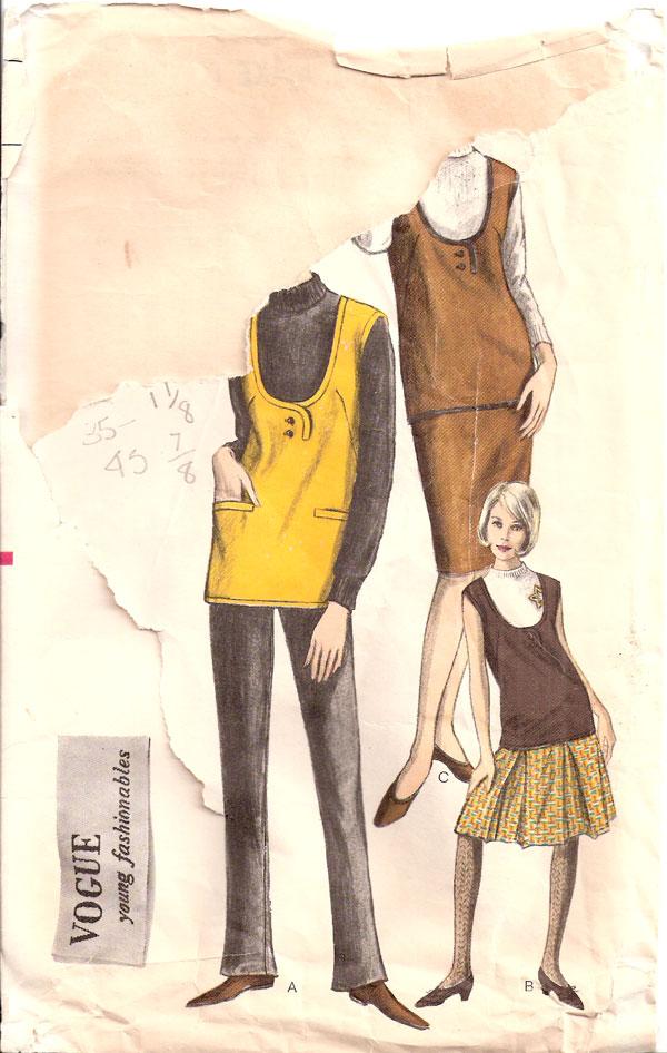 Vogue 6286 A