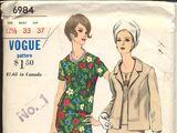 Vogue 6984 A