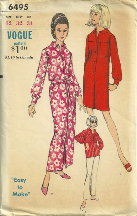 Vogue 6495