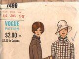 Vogue 7496
