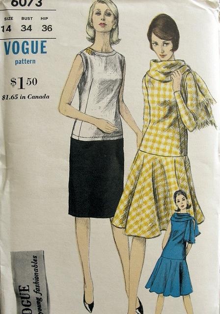 Vogue 6073