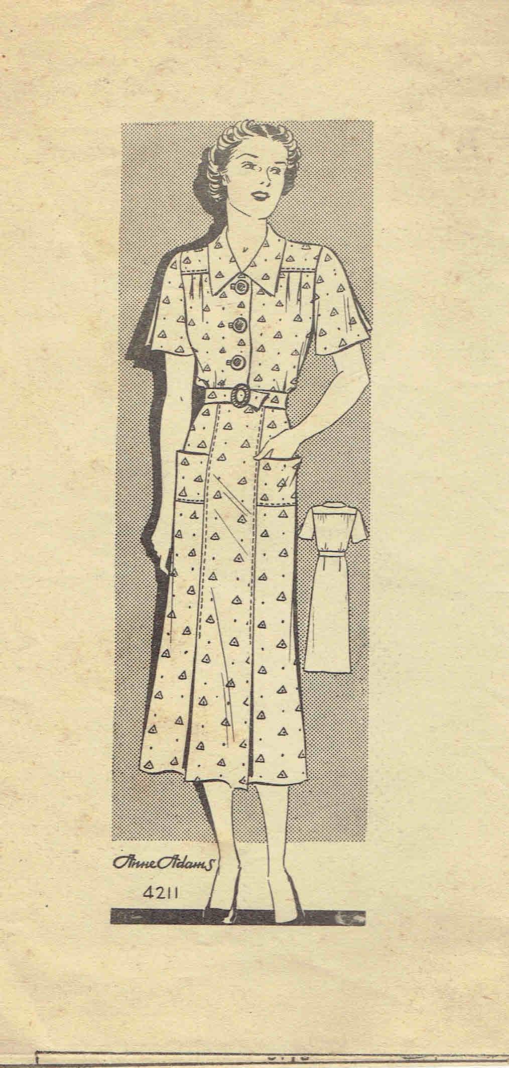 Anne Adams 4211