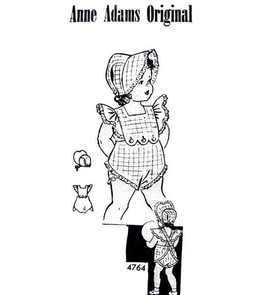 Anne Adams 4764