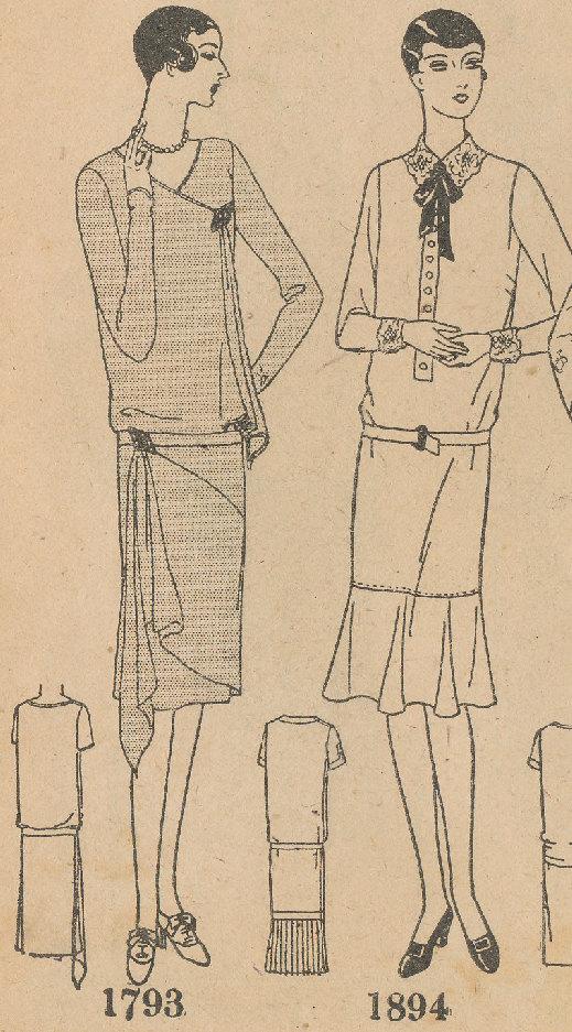 Butterick 1793