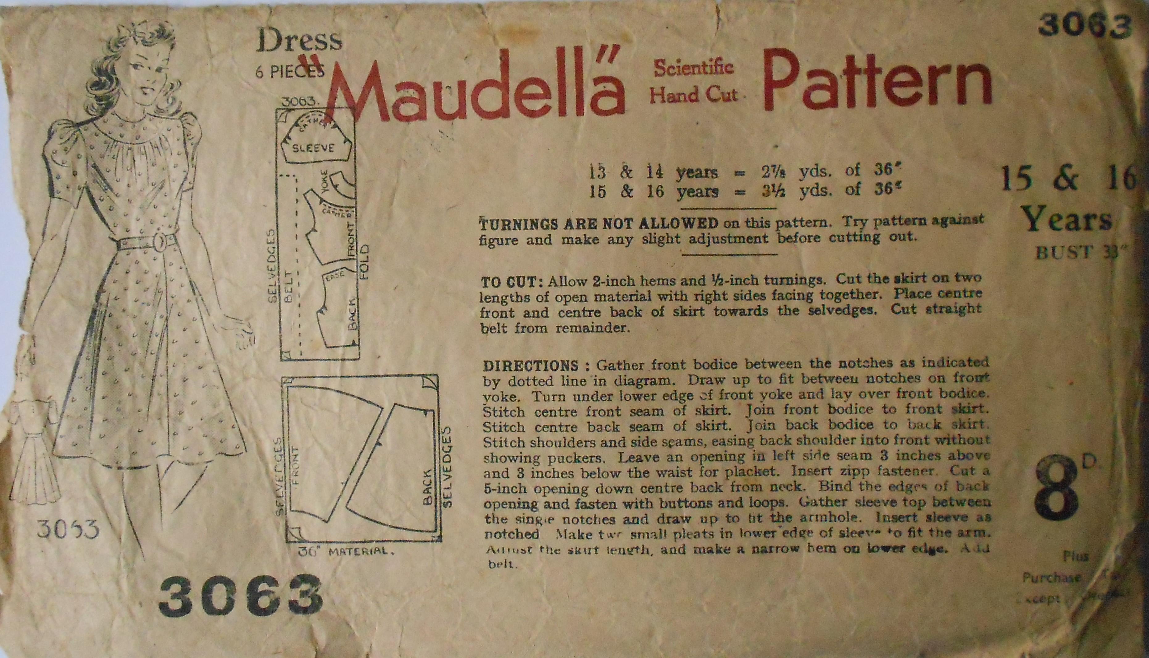 Maudella 3063