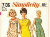 Simplicity 7136