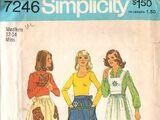 Simplicity 7246