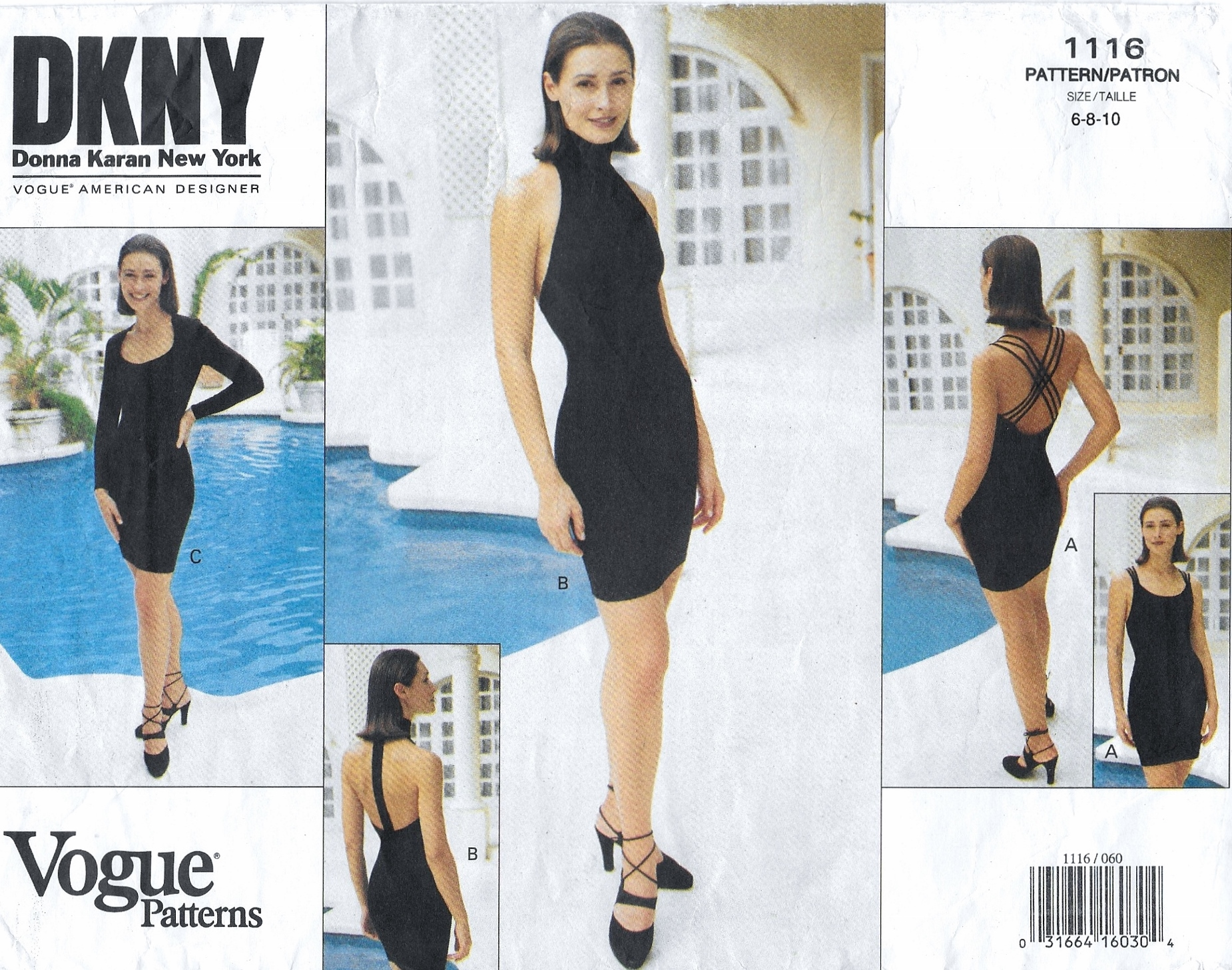 Vogue 1116 C