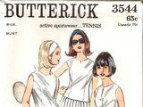 Butterick 3544